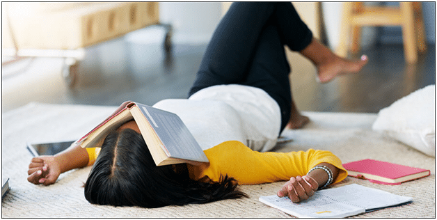 What are the Exams Stress Symptoms?