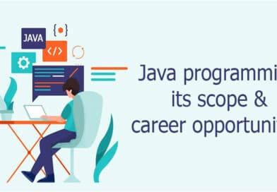 Java programming – its scope & career opportunities